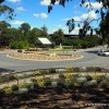 UQ Roundabout visualization